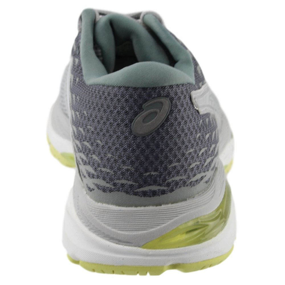 ASICS Women's Gel-Cumulus 19 Running Shoe B077F9ZWNV 11 B(M) US|Grey/Silver/Lime