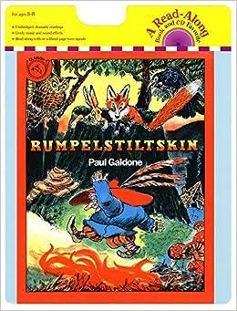 Book Rumpelstiltskin Book & CD (Read Along Book & CD) by Paul Galdone (2008-10-06)