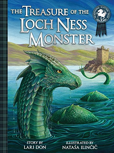 The Treasure of the Loch Ness Monster (Picture Kelpies: Traditional Scottish (Traditional Treasures)