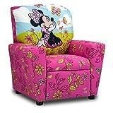 Kidz World Disney's Minnie Mouse Cuddly Cuties Kids Recliner 554652, All Patterns