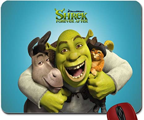 Amazoncom Shrek Donkey And Puss In Boots Shrek