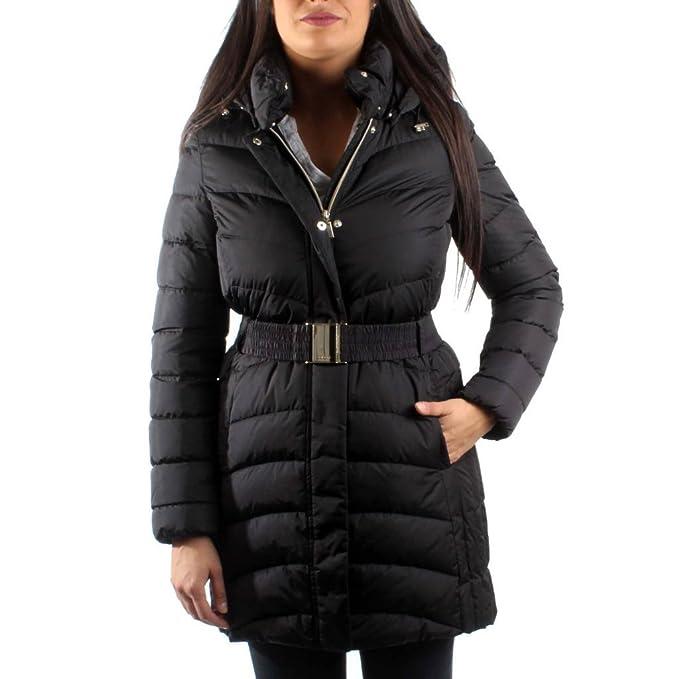 Geox Abrigos Mujer, Color Negro, Marca, Modelo Abrigos Mujer Abrigo Invierno Mujer Negro: Amazon.es: Ropa y accesorios