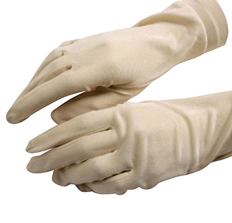 トンネル銀行直径絹手袋 シルク手袋 ガルシャナ アーユルヴェーダ