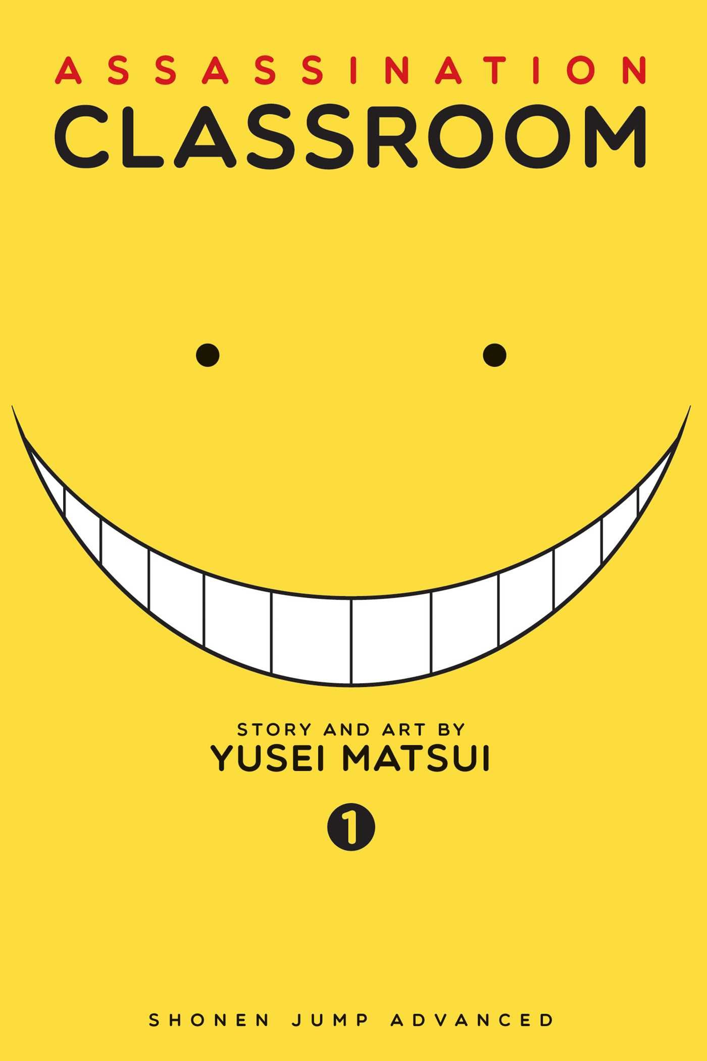 Download Assassination Classroom, Vol. 1 ebook
