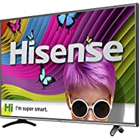 HISENSE 43H7050D LED 4K 60 Hz Full HD Smart TV, 43 (Certified Refurbished)