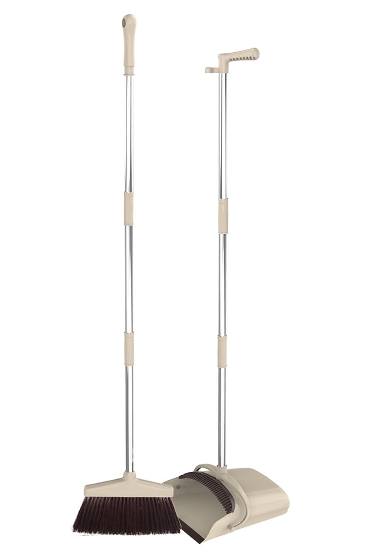 balai, pelle, tiiante Balai et pelle pelle balayette Pelle + Balayette Pelle Balai 2 Piè ces avec long manche té lescopique 120 cm avec balai