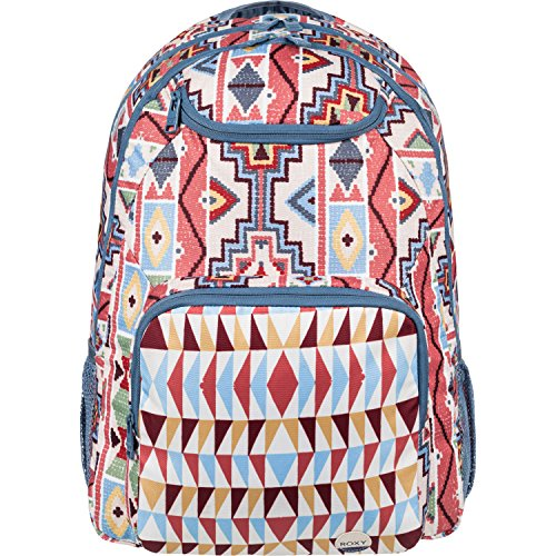 ROXY Shadow Swell Backpack Pasadena Blanket ERJBP03594-NDS7 School Bag ROXY - Store Pasadena