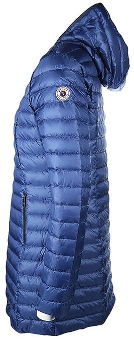 Reset Kyoto, Chaqueta para Mujer, Azul (Dark Sapphire 555) 38 (Talla del Fabricante: S): Amazon.es: Ropa y accesorios