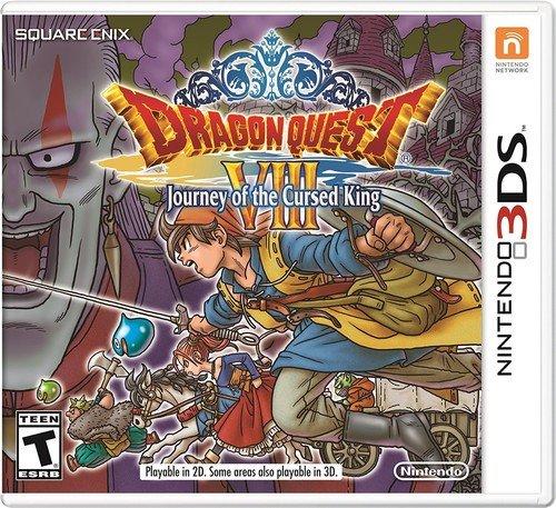 Dragon Quest VIII Journey Cursed Nintendo