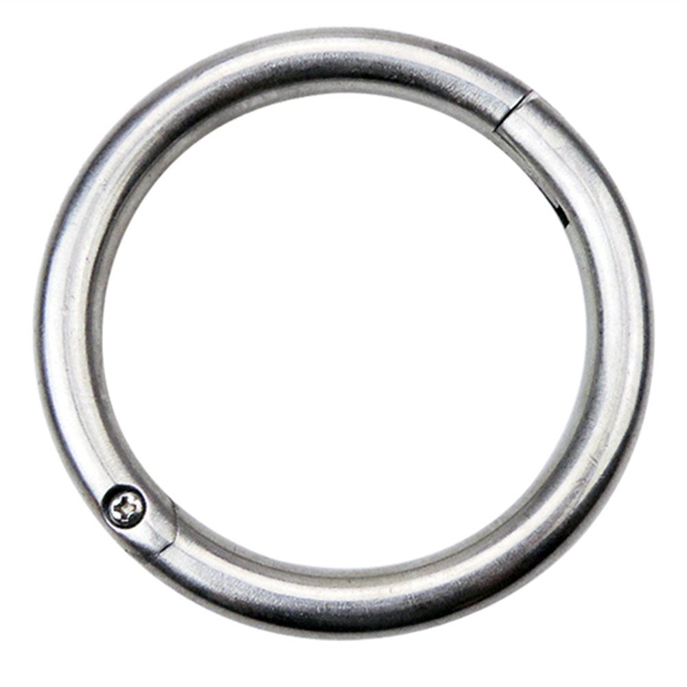 Bull Cow Stainless steel Nose Ring Traction tool 5pc xingbailong