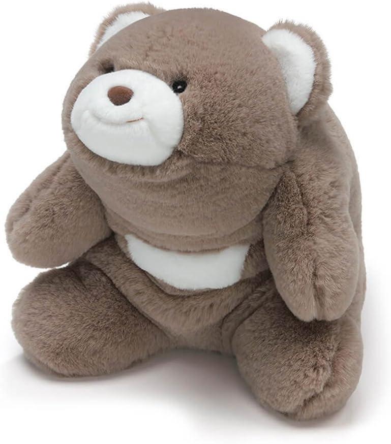 "GUND Snuffles Teddy Bear Stuffed Animal Plush, Taupe, 10"""