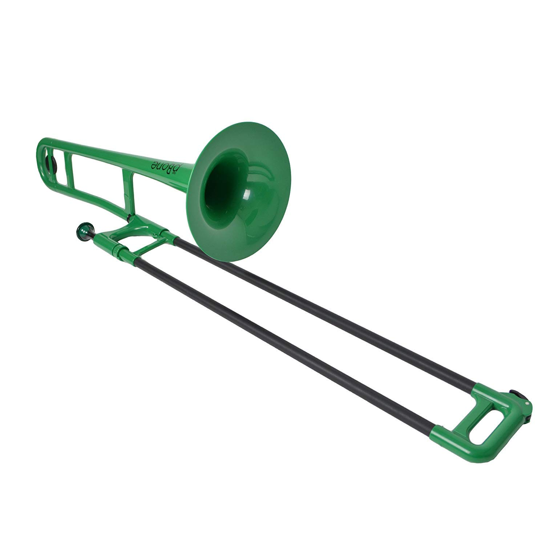 pBone Trombone, Green (PBONE1G) by pBone
