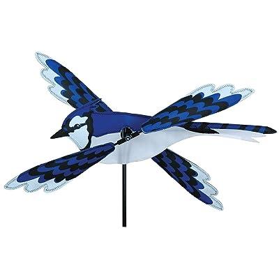 Premier Kites Whirligig Spinner - 18 in. Blue Jay Spinner: Toys & Games