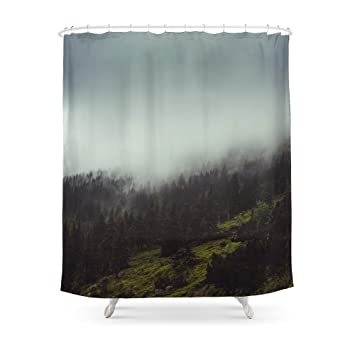 Society6 After The Rain Shower Curtain 71quot