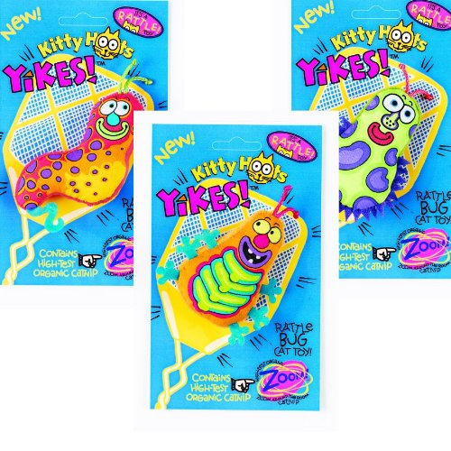 Kitty Hoots Yikes! - Fat Cat Toys