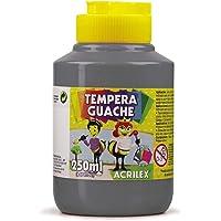 Guache Acrilex 250 ml Cinza 02025.933