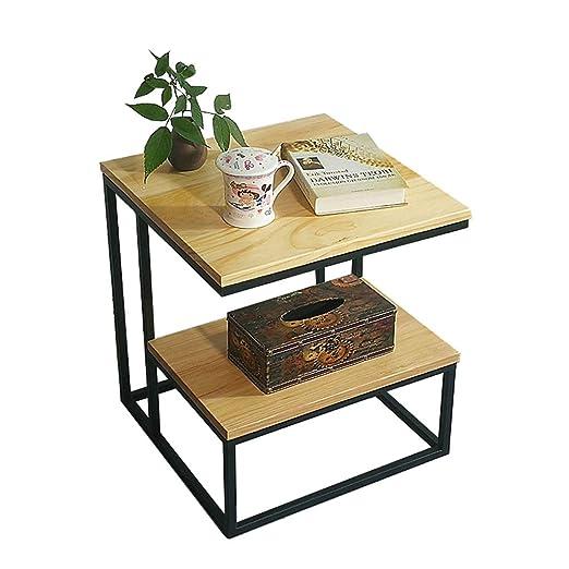 Escritorio para laptop Mesa auxiliar pequeña   Snack Table ...