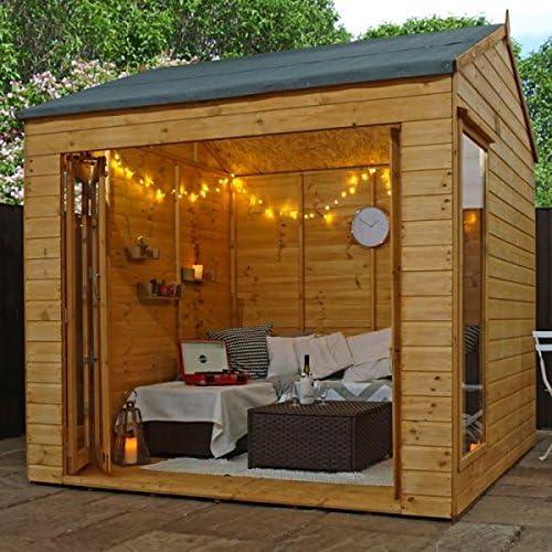 Casa de verano 2, 5 x 2, 5 m: Amazon.es: Jardín