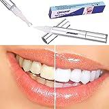 Blanchiment dentaire,Stylo Blanchiment des Dents,kit blanchiment dentaire,Kit blanchiment des dentsStylo dent blanche à appliquer directement sur les dents,Nettoie et blanchit les dents