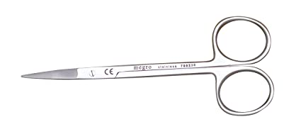 Fine Surgical Scissors point point scissors Various editions - straight  4 53