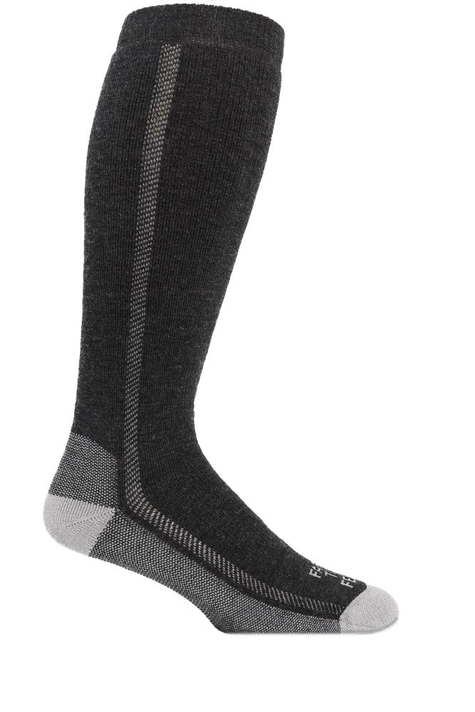 Farm to Feet Men's Ansonville Over The Calf Wader Socks