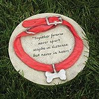 Evergreen Enterprises Dog Collar Garden Stone