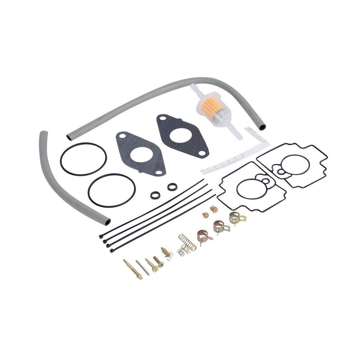 FD620 FD620D Carb Tengchang Carburetor Rebuild Kit Fit for John ...