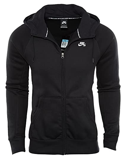 21de3f780397 Nike Mens SB Icon Full Zip Sweatshirt at Amazon Men s Clothing store