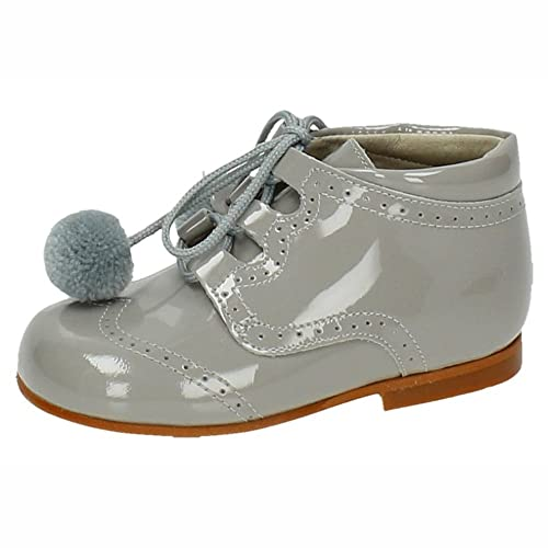 624dd0dd3 BAMBINELLI 4511 Botas con Pompones NIÑA Botas-Botines  Amazon.es  Zapatos y  complementos