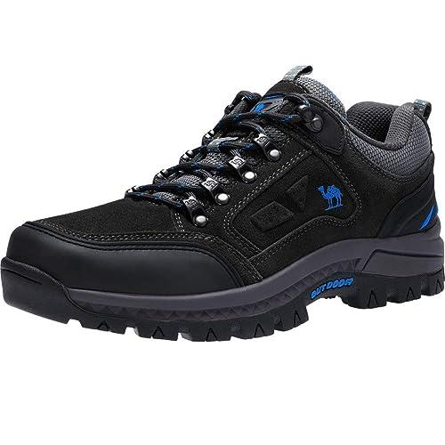 9e25e981e9 CAMEL CROWN Zapatillas de Senderismo Antideslizantes Zapatillas de  Entrenamiento de Viaje Al Aire Libre para Caminar Escalar Trekking   Amazon.es  Zapatos y ...