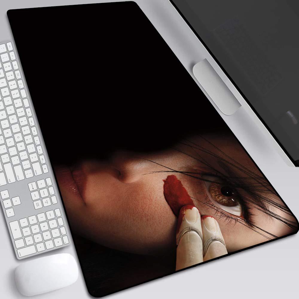 Large Size 900*400*3MM Speed Game Mouse Pad Mat Laptop Gaming Mousepad Desk Mat