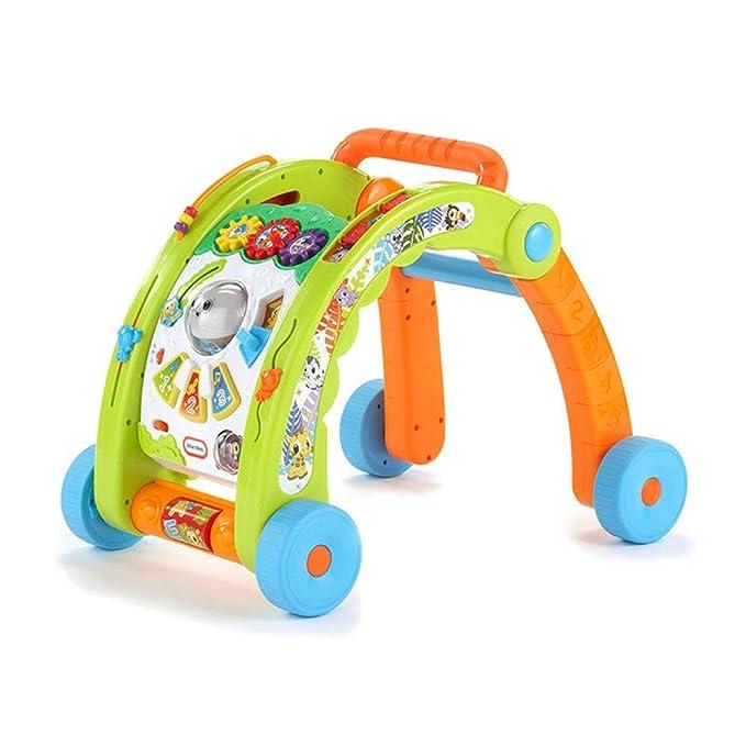 Lisansang Andador 3 en 1 Walker, de los niños de Coches de Juguete ...
