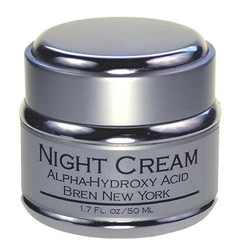 Want eat Alpha hydroxy facial cream good luck