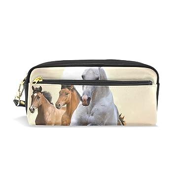 Ahomy - Estuche para lápices de caballo y monedero, bolsa de ...