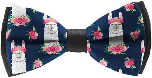 INWANZI Classic Adjustable Bow Tie for Men /& Boys Rainbow Unicorn Style Pre-Tied Party Bowtie