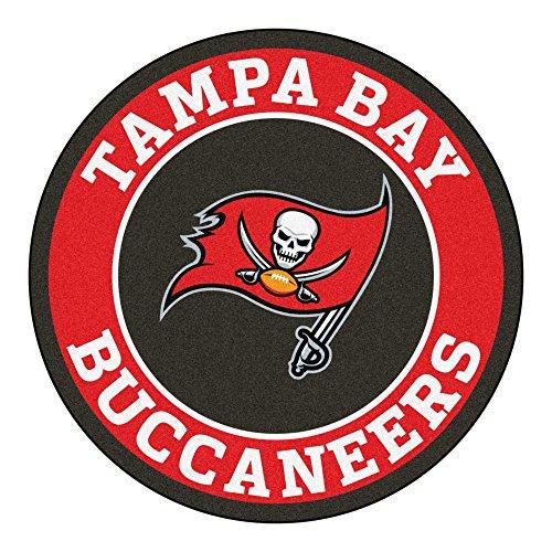 (FANMATS 17977 NFL Tampa Bay Buccaneers Roundel)