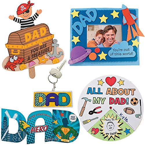 """Fathers Day DIY Craft Kit 
