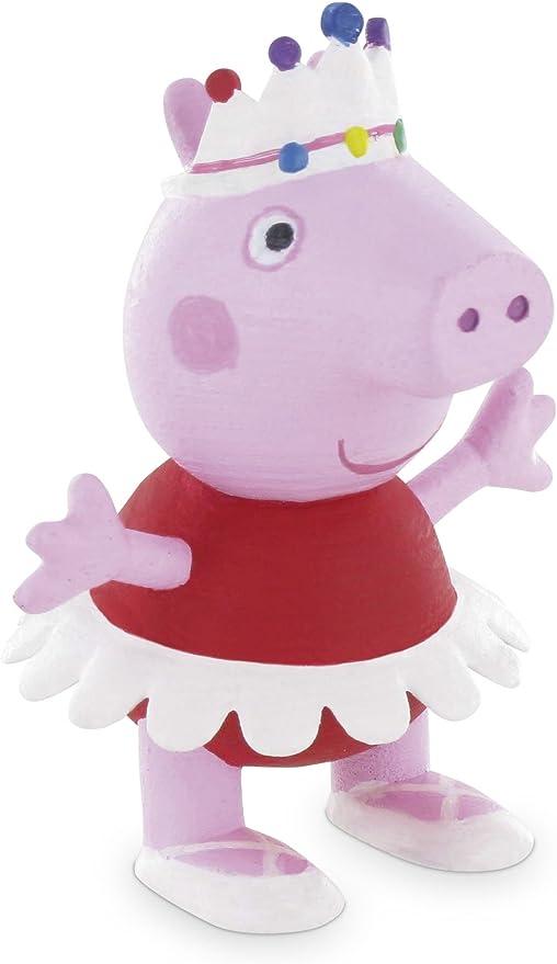 Peppa Pig - Figura Bailarina (Comansi 99689): Amazon.es: Juguetes y juegos