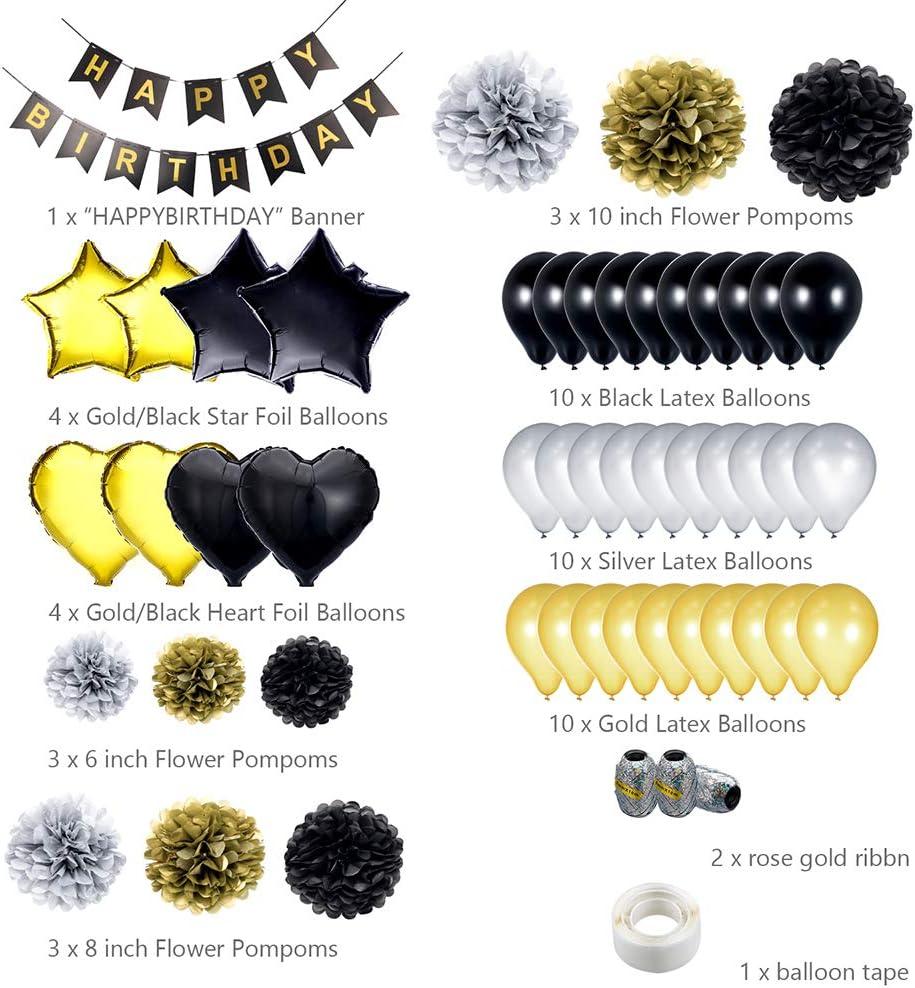 """PA 10 x 30th Perle Anniversaire 12/"""" Hélium Qualité perlée ballons"""