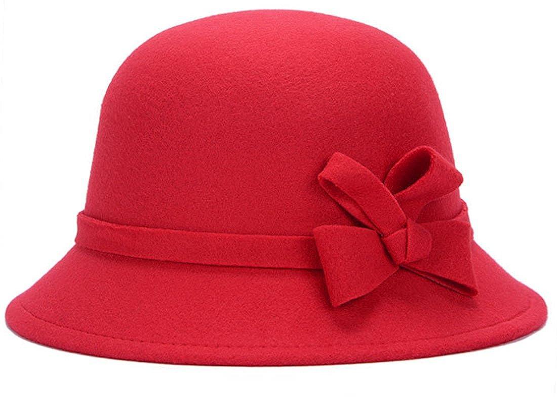 Belsen Women's Fedora Hat dumbfounding One size
