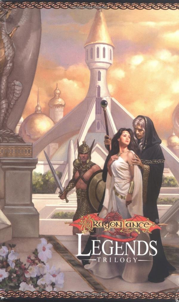 Dragonlance Legends Trilogy (3 Volume Set) PDF