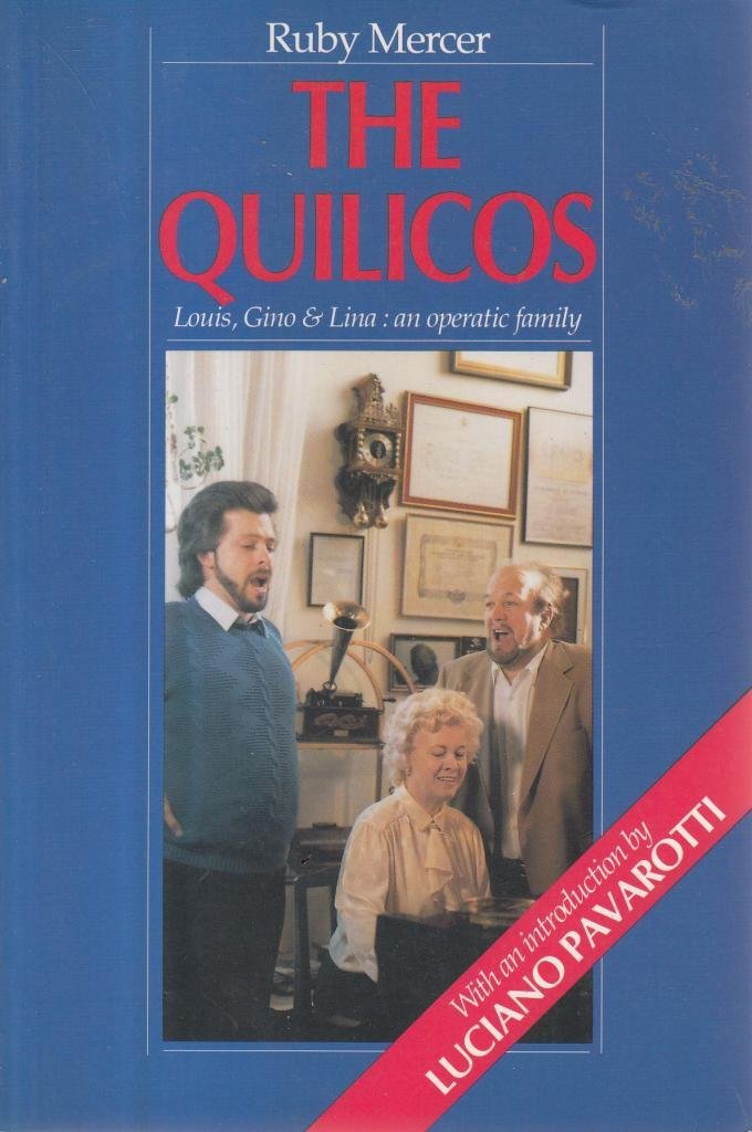Quilicos An Operatic Family