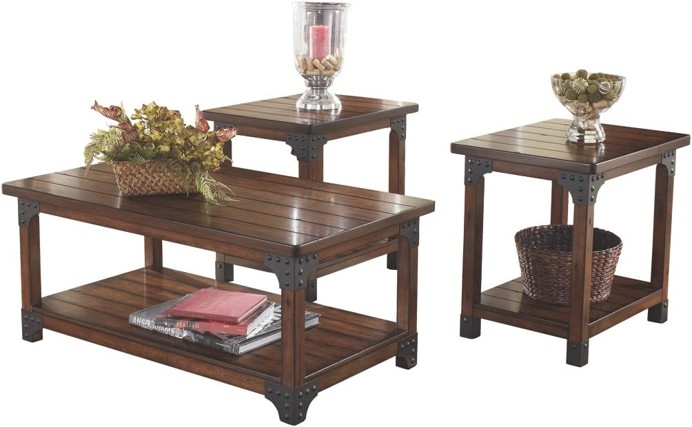 cheap glass coffee table sets