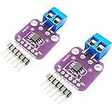 HiLetgo 2pcs MAX471 3A Current Sensor Module Consume Current Detection Module DC 0-3A