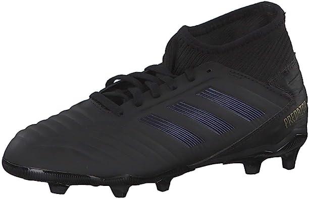 adidas Boys Football Shoes Boots Kids Predator 19.3 FG Boy Soccer Cleats