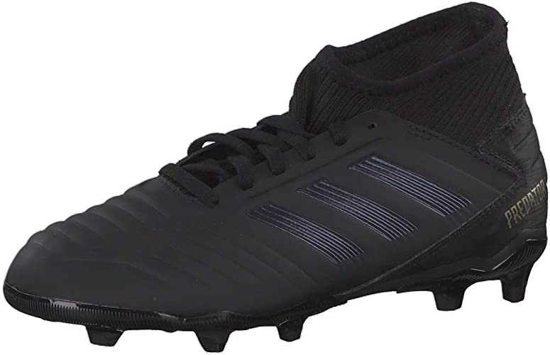 adidas Boys Football Shoes Boots Kids Predator 19.3 FG Boy Soccer Cleats
