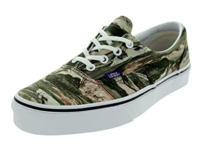 b9b7b35e1e Image Unavailable. Image not available for. Color  Vans Men s Era (Liberty)  Mountains Army Skate Shoes ...