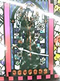 D.gray-man Hallow Stained Glass Poster Allen Walker Yu Kanda Lavi Anime F/S