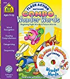 Flash Action Software Combo Wonder Words: Beginning Sight Words & Picture Words