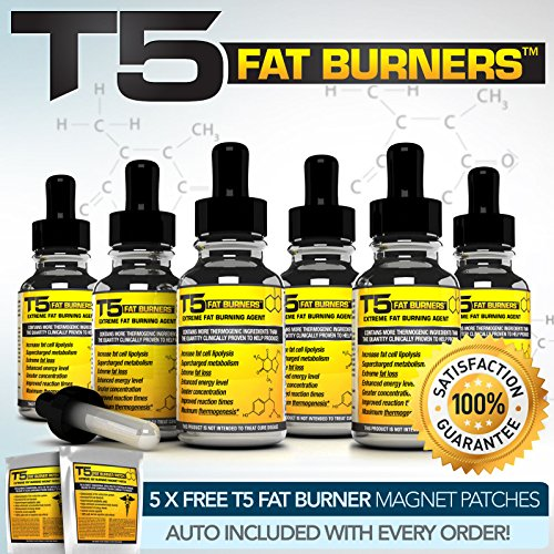 X6 T5 FAT BURNERS SERUM -100% LEGAL -BULK PRICE -BEATS SLIMMING & DIET PILLS by Weight Loss Supplements